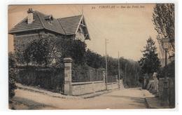 54  VIROFLAY - Rue Des Petits Bois 1913 - Viroflay