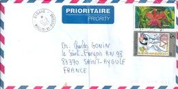 FRANCE WALLIS ET FUTUNA Sigave Bel Affranchissement - Covers & Documents
