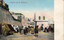 MAROC TANGER  Puerta De La Teneria - Tanger