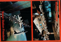 14720  USA  HOUSTON  NASA   NON ECRITE - Altri