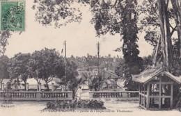 COCHINCHINE  Jardin De L'Inspection à THUDAUMOT - Viêt-Nam