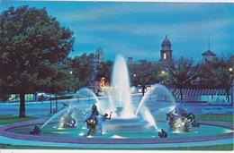 ETATS-UNIS - USA - KANSA CITY - THE J.C. NICHOLS MEMORIAL FOUNTAIN - Kansas City – Kansas