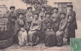 COCHINCHINE  SA�?GON  Femme Japonaises Habitant Saïgon - Viêt-Nam
