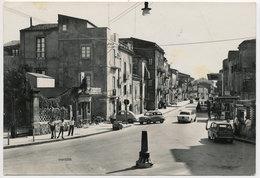CANICATTI (AGRIGENTO) VIALE REGINA MARGHERITA - PIEGHE DIFFUSE 1962 - Agrigento