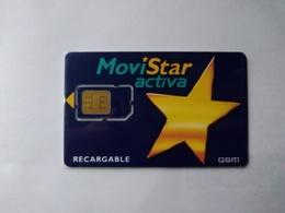 Spain GSM SIM Cards, (1pcs,used) - Telefonica