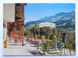 CPSM SUISSE - Restaurant Bächerei Und Handlung Zum Rothorn - SCHWANDEN - ROTHORN - BE Berne