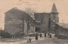 12 Cransac. Le Chateau De Montet - Other Municipalities