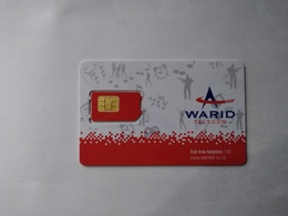 Uganda GSM SIM Cards, (1pcs,used) - Uganda