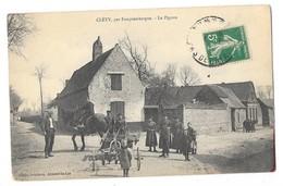 CLETY Par FAUQUEMBERGUE (62) Le Pignon Attelage Agricole Animation - Francia