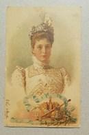 Cartolina Postale Dalla Russia Per Milano 1904 - Familles Royales