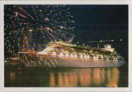 2660   MONARCH OF THE SEAS   ECRITE - Dampfer
