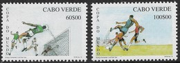 CABO VERDE 2002 CAMPEONATO DO MUNDO DE FUTEBOL  -  COUPE DU MONDE DE FOOTBALL - WORLD CUP FOOTBALL CHAMPIONSHIP - Kap Verde