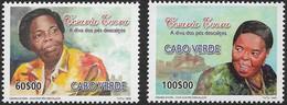CABO VERDE 2003 CESÁRIA ÉVORA - Kap Verde