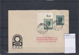 Deutsches Reich Michel Kat. Nr. 661/662 Forstenquelle - Ungebraucht