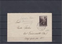 Deutsches Reich Michel Kat. Nr. 694 EF - Lettres & Documents
