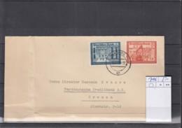 Deutsches Reich Michel Kat. Nr. 706 MiF - Lettres & Documents