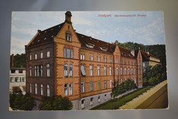 A490 Stuttgart Marienhospital St. Vinzenz - Stuttgart