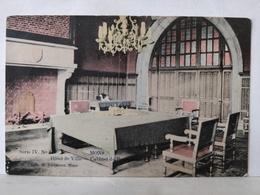Mons. Hôtel De Ville. Cabinet Du Bourgmestre - Mons