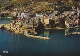 HAUTE CORSE,CORSICA,BASTIA,VUE AERIENNE - Bastia