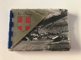 Petit Livret De Photographies Anciennes La Clusaz - Autres Communes