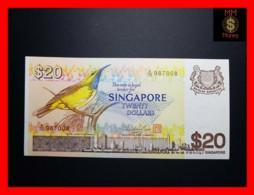 SINGAPORE 20 $ 1979 P. 12   UNC - Singapore