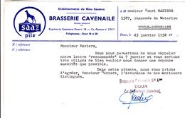 Brasserie Cavenaile à Dour - Verzamelingen