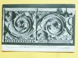 V10-76-seine Maritime-mussee De Sculpture Comparee-cathedrale De Notre Dame De Rouen - Rouen