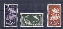200034241  SAHARA  ESPAÑA  EDIFIL  Nº  209/11  **/MNH - Spaanse Sahara
