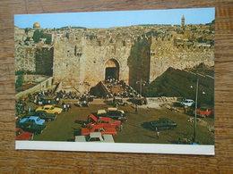 Israël , Jérusalem , La Porte De Damas - Israel