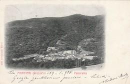 MONTIERI - PANORAMA - Grosseto