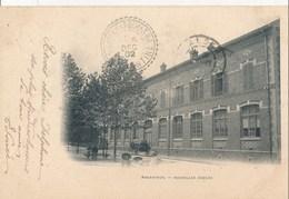 95) ARGENTEUIL : Nouvelles écoles (1902) - Argenteuil