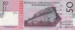 HAITI P. 274f 50 G 2016 UNC - Haiti