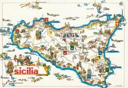 Sicilia - Agrigento - 2019 Festival Internazionale  Del Folklore - - Agrigento