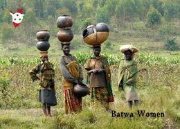 Burundi Batwa Women New Postcard - Burundi