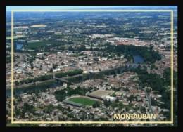 46  MONTAUBAN   .....  Vue Generale  ...  Stade - France