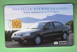 GN385 DEAWOO *** LUXE *** Le Scan Represente La Carte En Vente *** (A3-P21) - 5 Unità