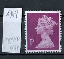 Grande Bretagne - Great Britain - Großbritannien 1997 Y&T N°1948 - Michel N°(?) Nsg - 1p Reine Elisabeth II - Neufs
