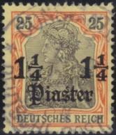 Deutsch Turkei    .   Michel  .   39      .       O      .     Gebraucht   /   .   Cancelled - Bureau: Turquie
