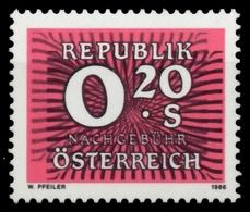 ÖSTERREICH PORTO Nr 261 Postfrisch X6F21CA - Portomarken