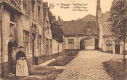 BRUGGE - Het Begijnhof - Brugge