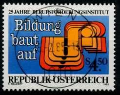 ÖSTERREICH 1985 Nr 1804 Zentrisch Gestempelt X70274A - 1945-.... 2. Republik