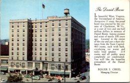 West Virginia Charleston The Daniel Boone Hotel - Charleston