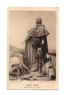 Image Pieuse Saint Roch Martinetti C.L Alinari - Procure Du Clergé 33 A Paris - Devotion Images