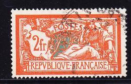 O VARIETES  - O - N°145c - Ecusson Cassé - Signé Calves - TB - Errors & Oddities