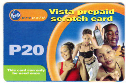 BOTSWANA RECHARGE VISTA P50 Date 2002 - Botsuana
