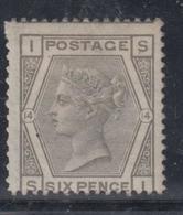 * GRANDE BRETAGNE - * - N°52 - Pl. 14 - TB - 1840-1901 (Viktoria)