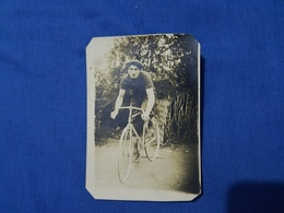 Cp Veritable Photo Cycliste Velo Cyclisme - Cyclisme