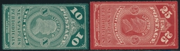 (*) ETATS-UNIS - JOURNAUX - (*) - N°2/3 - 2 Valeurs- Réimpressions - TB - Newspaper & Periodical