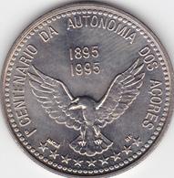 Azores - 100 Escudos (100$00) 1995 - Antero Quental -UNC - Açores