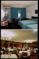 New Jersy  -  Wayne  -  Holiday Inn Hotel  -  Ansichtskarte Ca.1970   (12844) - Fort Wayne